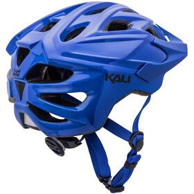 Kali Chakra Solo - Casco de bicicleta - azul